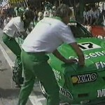 Pitting at Bathurst 1985