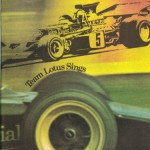 Team Lotus Record Cover