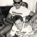 Wayne Gardner and Roger Marshall