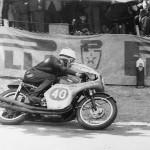1961 Spanish Grand Prix 250cc, Tom Phillis