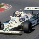 Alan Jones Montreal 1980