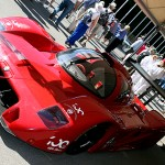 194 Alfa Romeo SE 048 SP Group C racer