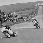 1961 Isle of Man TT Race 125cc, Luigi Taveri, Mike Hailwood