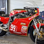 Jeremy McWilliams 1982 Suzuki XR69