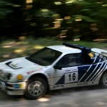 Ford RS200 James Avis