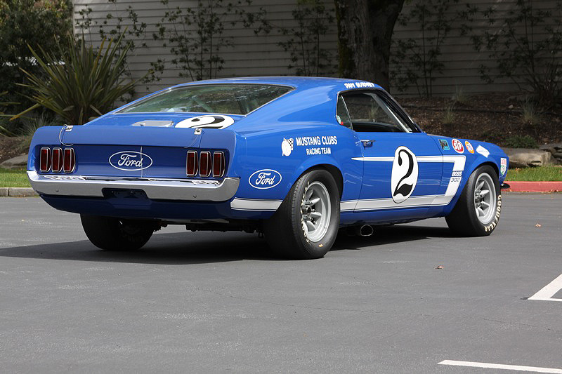Ford Mustang Ta2 Trans Am Race Car For Sale: For Sale: 1969 Shelby Trans Am Mustang Boss 302
