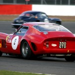 the Vogele Green Ferrari 330 GTO