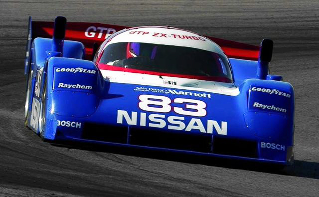 1992 Nissan GTP ZX Turbo