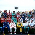 Drivers for 1991 Australian Grand Prix