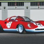 Ferraris at RM Auctions Monaco