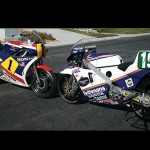 Freddie Spencer's NS500 & NSR250