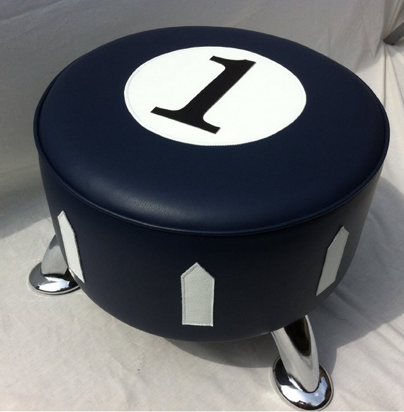 Graham Hill Stool