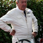 9273 Pink Floyd drummer petrol head Mr Nick Mason