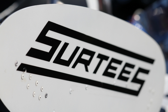 Surtees logo