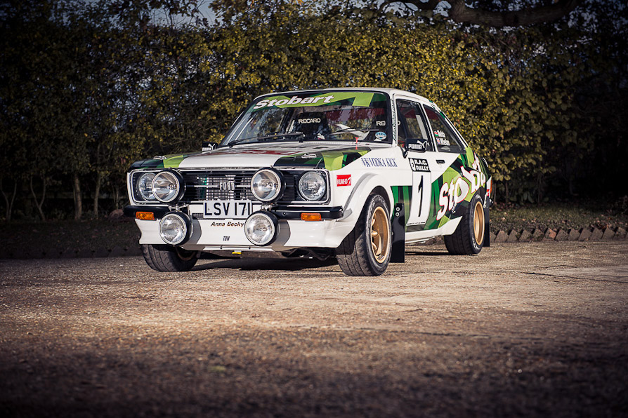 1977 Ford Escort Mk2 Escort RS1800 Gp4