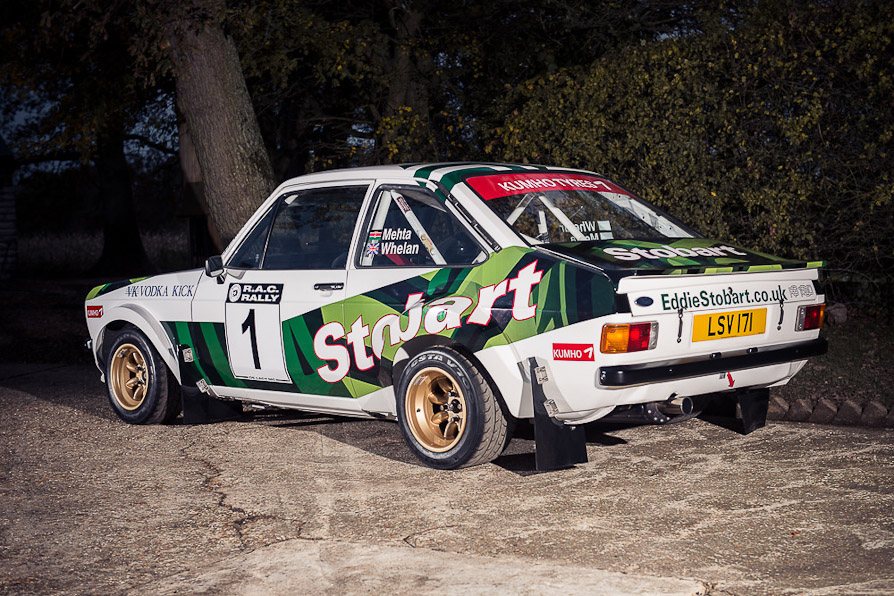 1977 Ford Escort Mk2 Escort RS1800 Gp4-5