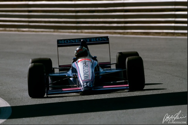 PHC Johansson Portugal action 1989