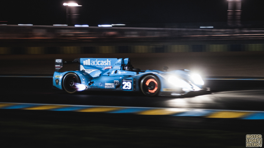 2014 24 Hours of Le Mans Racing Action-58