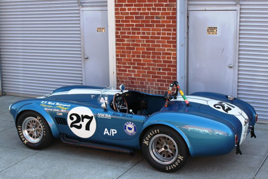 1966 AC Shelby 427 Cobra