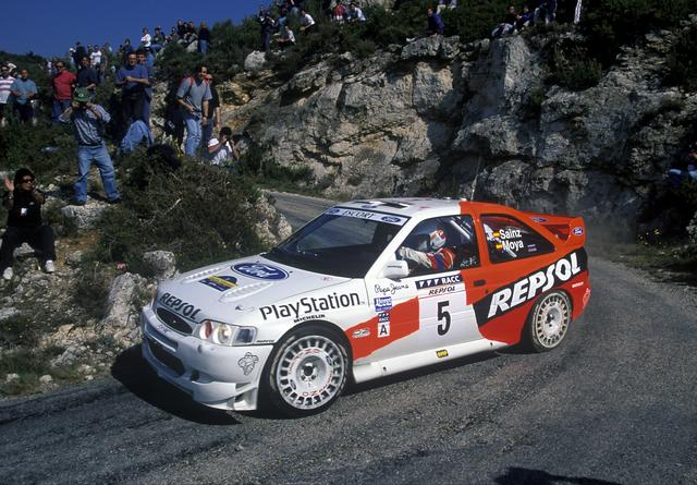 Ford RS Rally Escort