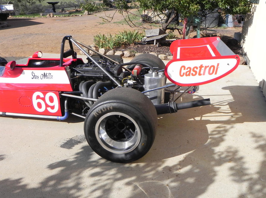 1972 Chevron-Ford B20 Racing Single-Seater