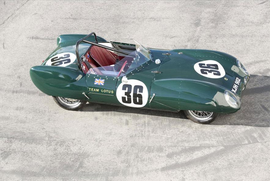 1956 Lotus Eleven Le Mans