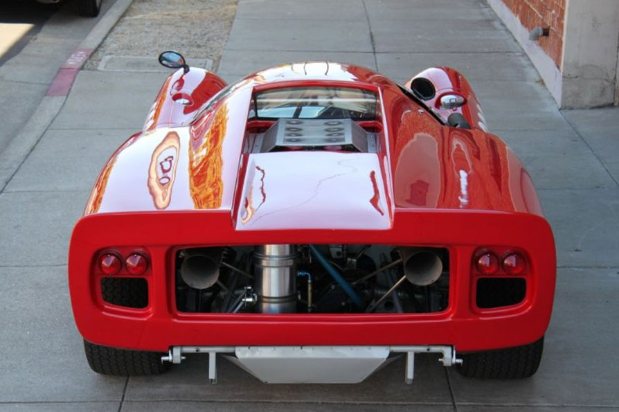 For Sale: 1966 Lola T70 Mark II