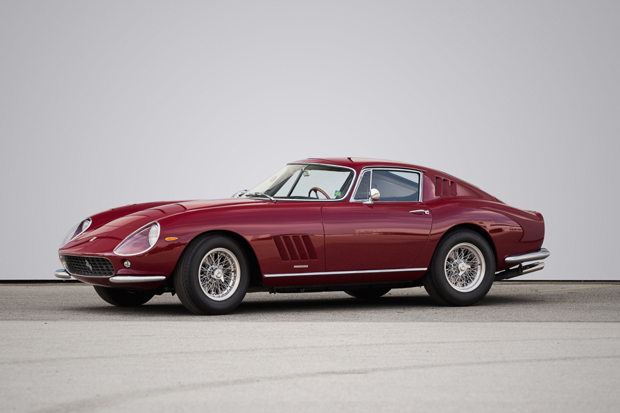 Ferrari 275 GTB Short Nose