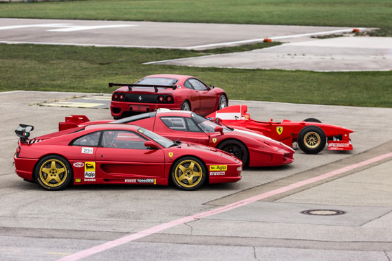 Auctionata Ferrari-Only Sale
