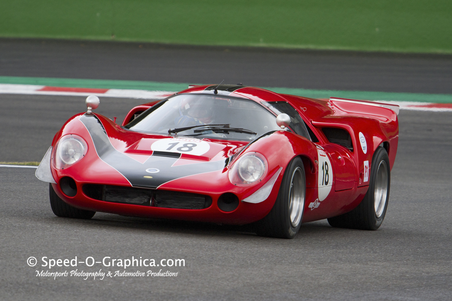 Immortal designs of the sixties: Lola T70