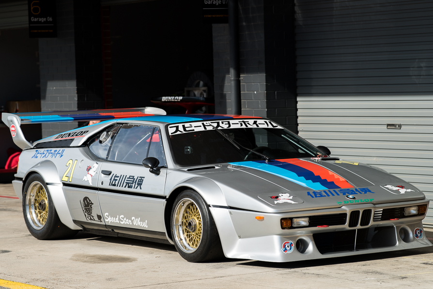 1979 BMW M1 PROCAR - Widescreen Gallery