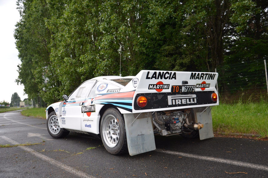 1984 Lancia 037 Evolution 2 Group B