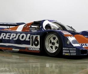 Ex-Brun Motorsport 1990 Porsche 962C