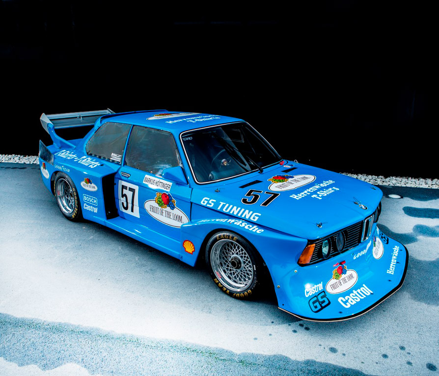 1978 BMW 320 Group 5