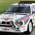 Works Martini Racing 1985 Lancia Delta S4 Corsa Group B