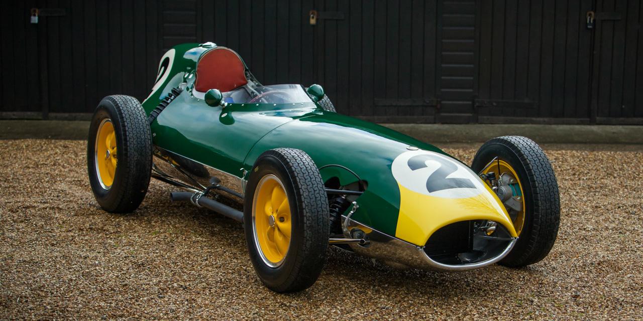 1958 Lotus 16